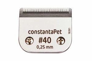 De Kerbl Constana Scheerkop 40/0,25 mm is geschikt voor de Kerbl Profi accucsheermachine. Daarnaast pas deze ook op andere merken zoals Wahl en Aesculap, waardoor de scheerkop breed inzetbaar is.