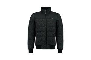 De Kjelvik Reynold herenjas zorgt ervoor dat je er stijlvol bijloopt in de winter. Gemaakt van een fijne ademende stof, maar toch lekker warm door de gewatteerde stof.