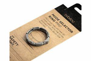 De Orbiloc Mode Selector Ring PRO is een reserve onderdeel voor de Dog Dual. Verleng de levensduur van jouw Orbiloc Veilighiedsverlichting met de Orbiloc Mode Selector Ring PRO.