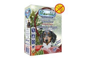 De Renske Special Edition - Kerstdiner verse kalkoen en cranberry's is de perfecte maaltijd voor jouw viervoeter met de kerst. Deze speciale editie bevat minimaal 80% verse kalkoen.