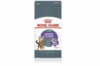 Royal Canin FCN Appetite Control Care is geschikt voor katten van 1 tot en 7 jaar. Speciaal afgestemd op de behoefte van jouw kat, zodat deze geen voedingsstoffen te kort komt.