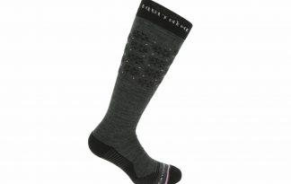 De Equi-Thème Snow sokken zijn gemaakt van warm merinowol en katoen, waardoor ze lekker dragen en extra warm zijn. Het voordeel van merinowol is dat deze voor warme voeten zorgt, maar transpiratie goed afvoert.