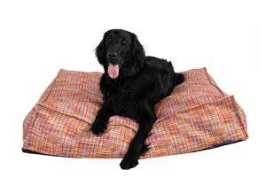 Het Animal Boulevard Square Orthopedisch hondenbed is speciaal ontwikkeld voor oudere honden of huisdieren met pijnlijke gewrichten, zodat ook zij comfortabel kunnen liggen.