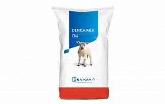 De Denkamilk Ovitop lammeren melkpoeder zorgt voor maximale groei bij schapenlammeren, doordat het zeer energierijk is. De samenstelling is uitsluitend gemaakt van hoogwaardige grondstoffen en uitsluitend met eiwit uit zuivel, daardoor zeer geschikt voor schapenlammeren.