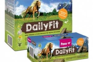 Pavo DailyFit paardenkoeken