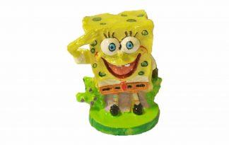 Het Penn Plax Sponge Bob aquariumornament zorgt voor een leuke en speels sfeer in jouw onderwater wereld. Maak Bikinibroek compleet met het Ananashuis, de Krokante krab, Patrick Zeester of Octo!