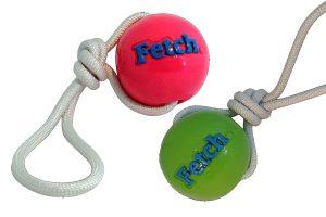 De Fetch Bal met koord van Planet Dog Orbee Tuff zorgt voor uren plezier bij honden. Ideaal om te gebruiken bij spelletjes zoals apporteren, doordat de bal kan stuiteren en blijft drijven. Gemaakt van duurzaam touw en veilig TPE-rubber.