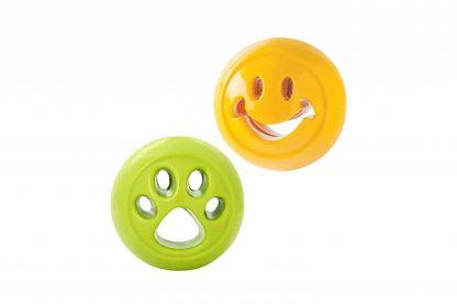 De Planet Dog Orbee Tuff Nooks is speciaal ontwikkeld voor de meervoudig bekroonde Orbee Tuff Snoop en Lil Snoop van Planet Dog. Dit is uitdagend beloningspeelgoed voor honden. Maak de uitdaging nog groter door de Nooks erin te plaatsen en daarmee de uitgang te verkleinen.