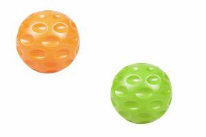 Duvo+ Playtime Giggle ball is een leuk speelmaatje voor je trouwe viervoeter.