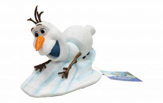 Penn Plax Frozen ornament Olaf sliding down is een fraaie aanwinst voor de onderwaterwereld in het aquarium.