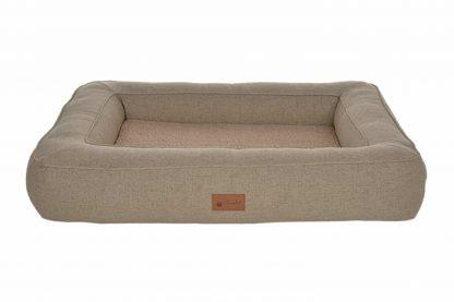 Petlando Lima Orthopedische mand is een heerlijke rust/slaapplaats, waar de hond heerlijk in kan wegdromen met bijvoorbeeld een zachte pluche knuffel.