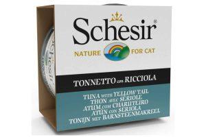 De Tonijn met Barnsteenmakreel is een topkwaliteit complete voeding voor volwassen katten met een breed scala aan smaken. Ook om het gehemelte van je kat te behagen: 100% natuurlijke ingrediënten, vrij van conserveermiddelen en kleurstoffen.