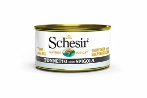 De Tonijn met Zeebaars is een topkwaliteit complete voeding voor volwassen katten met een breed scala aan smaken. Ook om het gehemelte van je kat te behagen: 100% natuurlijke ingrediënten, vrij van conserveermiddelen en kleurstoffen.
