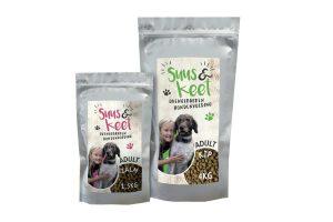 Suus en Keet hondenvoeding