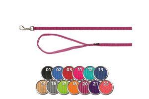 Deze Premium looplijn van 180 cm is een eenvoudige nylon riem, voorzien van een neopreen gevoerd handvat, waardoor deze comfortabel in gebruik is.