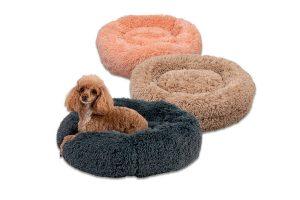 Het Jack & Vanilla Bubble hondenkussen is heerlijk zacht en heeft een hogere rand, waardoor jouw trouwe maatje helemaal tot rust kan komen. De rondingen en het materiaal van deze mand hebben een rustgevend effect, waardoor slapen en ontspannen nog fijner is.