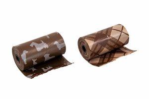 Mr. Poop Scottie poepzakjes met houder zijn makkelijk en stevig in gebruik. Je gaat duurzaam op pad met jouw trouwe viervoeter, doordat de poepzakjes recyclebaar zijn. De houder is eenvoudig aan je hondenriem te bevestigen, waardoor je nooit meer misgrijpt!