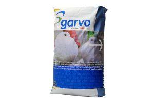 Garvo wilde duivenvoer is een aanvullende mengeling. De mengeling bevat onder andere maisgrutten, kardizaad, millet geel en hennepzaad. Geschikt voor lachduiven en wilde duiven.