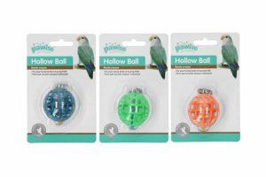 De Pawise Bird Bell vogelspeelgoed voorkomt verveling in het verblijf en is gemakkelijk op te hangen. Het kleine belletje past vrijwel in alle verblijven! Zeer geschikt voor bijvoorbeeld kanaries, parkieten en soortgelijke vogels.