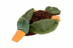 Het Kerbl Duck Dagobert hondenspeeltje is de nieuwe favoriet van jouw (jacht)hond!