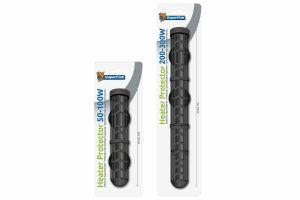 De Superfish Heater Protector is gemaakt van duurzaam kunststof, waardoor je hem veilig kan gebruiken in het aquarium. De extra bescherming zorgt ervoor dat het glas van de verwarmer minder snel breuken krijgt.