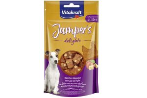 Vitakraft Jumper's Delights kip & appel