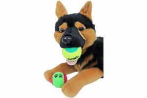 De Boony tennisbal met hondenpootjes is voorzien van een opvallend kleurtje, waardoor je ze gemakkelijk terug vindt! Daarnaast zijn de ballen gemaakt van milieuvriendelijke grondstoffen en zijn ze zeer stevig. Perfect voor een apporteerspelletje met jouw hond!