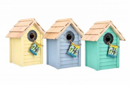 Buzzy Birds Beach Nestkast