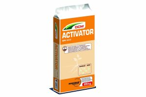 DCM Activator is een organische bodemverbeteraar met micro-organisme, waardoor de bodemvruchtbaarheid verbetert.