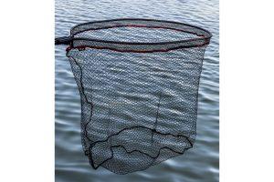 Het Lion Sports Onyx Predator Net is speciaal gemaakt voor het landen van roofvis. Doordat het net is uitgevoerd met een rubberen coating, hoef je niet bang te zijn dat je haken vast raken in het net.