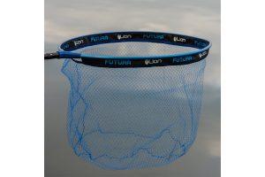 Het Lion Sports Pannet Futura Ghost is voorzien van een ultra dun, rubber gecoat, mesh. Hierdoor kan het net zo snel mogelijk door het water bewegen.