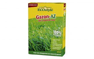 ECOstyle Gazon-AZ is een 100% natuurlijke gazonmeststof welke is verrijkt met een unieke mix van bacteriën, schimmels en protozoa. De unieke samenstelling creëert een gezonde bodem en maakt het gazon sterk, waardoor mos en onkruid geen kans krijgen om te groeien.