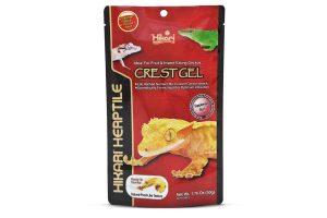 De Hikari Reptile CrestGel is een onweerstaanbare kant en klare pasta voor fruit en insectenetende gekko's. Het is een wetenschappelijk geformuleerd en daarnaast uniek uitgebalanceerde pasta.