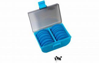 De Lion Sports Rig Wallet Foam is een ideale opbergbox voor al je onderlijnen. Voor het opbergen van onderlijnen zijn EVA winders ideaal en houden de rigs in optimale conditie