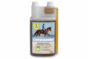Met Vitalstyle luchtwegsupport ondersteunt de luchtwegen van je paard, doordat de krachtige kruiden de conditie en weerstand van paarden ondersteunen. Een verminderde longinhoud of ademhaling zorgt voor een minder goede opname- en gebruik van zuurstof.
