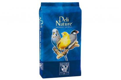 De Deli Nature 95 gezondheidszaad is een zeer rijke gevarieerde mengeling met onder andere wortelzaad, radijszaad, spinazie, raapzaad en blauwmaanzaad. De mengeling is rijk aan vitamines, mineralen, aminozuren en vetten en is daardoor goed inzetbaar als conditiezaad.
