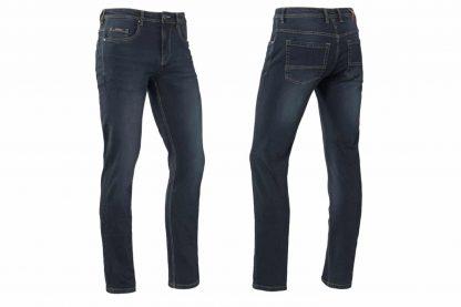 De BPC Jason spijkerwerkbroek is gemaakt van 98% katoen en 2% elasthaan en draagt daardoor comfortabel. Door het slim fit model en de smalle pijpen heeft de broek een nette uitstraling.