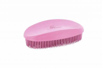 De Ekkia Hippotonic rubberen hoofdborstel is zeer zacht en daardoor geschikt voor gevoelige plekjes. Eenvoudig vuil- en zand verwijderen. Daarnaast is er uitsluitend gebruikt gemaakt van natuurlijk rubber.
