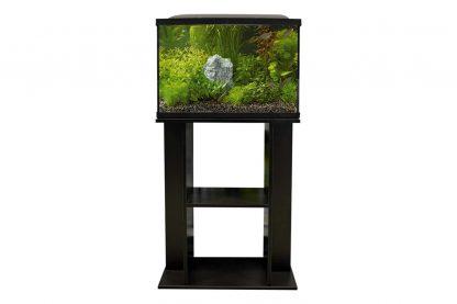 Het aquariummeubel Start 70 is speciaal ontworpen voor het Start aquarium 70. Het aquariummeubel heeft een moderne uitstraling en is gemaakt van MDF. Het voordeel van je aquarium hoger plaatsen is dat het beter zichtbaar is en daardoor is het mogelijk er optimaal van te genieten.