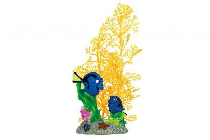 De Superfish Deco Garden is een mooie decoratie voor in het aquarium. Met deze serie van koraal met waterdieren is het daarnaast mogelijk om een kleurrijke sfeer te creëren in je aquarium. Tevens biedt het als mooie schuilplaats voor je vissen.