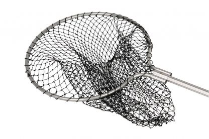 Kippennet is een zeer strak vangnet met telescoopsteel. Dit pluimveenet is ideaal voor het vangen van de kippen uit de kooi. De diameter van het net is 58 cm en de steellengte is 100-155 cm.