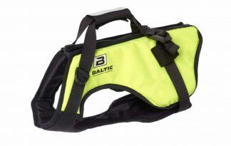 Het Baltic Zorro hondenzwemvest zorgt ervoor dat jouw hond veilig mee het water op kan. Wanneer honden nog nooit hebben gezwommen, bang zijn voor water of mee gaan op een boot is het verstandig om ze een zwemvest te laten dragen.