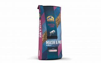 Cavalor Mash & Mix Wellness paardenmuesli
