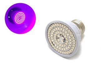 LED groeilamp ter ondersteuning van de plantengroei