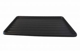 De Kunststofbodem is geschikt voor de Bench zwart Deluxe. Ideaal ter vervanging van de oude bodemplaat. Zo kan de bench nog jaren mee.