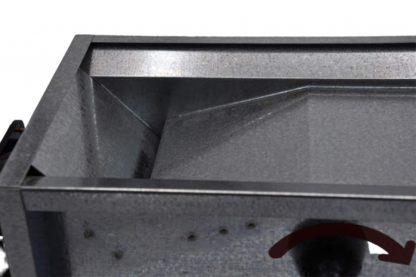 De M&K Zaadkuiser/Kafmolen is een kafmolen voor alle zaadsoorten. Het kaf scheiden van vogelzaad is een vervelende bezigheid. Om deze reden is deze zaadkuiser ontworpen. Het systeem van de kafmolen is heel eenvoudig.