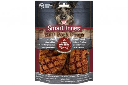 Smartbones BBQ Pork Chops