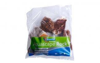 Het Superfish Aquascape Cliff Rock is graniet met een oranjerode kleur met witte kwarts. Met deze grillige stenen is het tevens mogelijk om prachtige kunstrotsen te bouwen.
