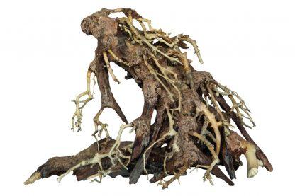 Het Superfish Bonsai Root is met de hand geselecteerd gemodelleerd hout, dat eruit ziet als een Bonsai boom. Zeer decoratief voor in je aquarium. De decoratie is verkrijgbaar in drie verschillende maten.