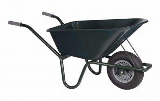 Tuin kruiwagen basic kunststof 100 liter